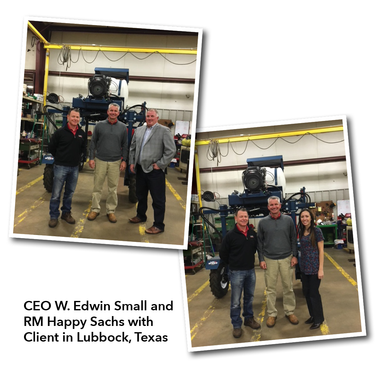 Line of Credit for Tractor Manufacturer