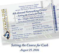 4th Annual Networking Cruise